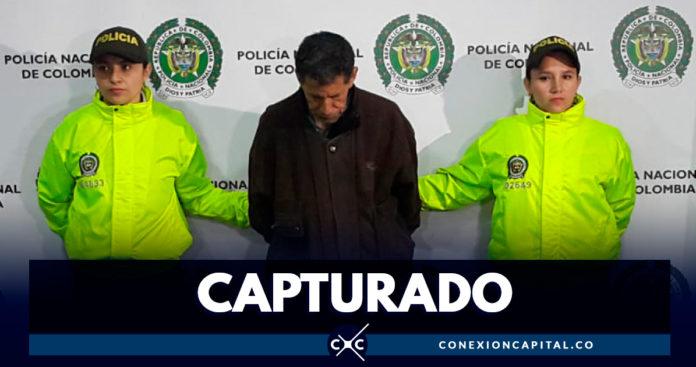 Capturan a presunto acosador sexual de mujeres en TransMilenio