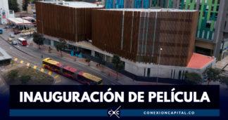 La nueva Cinemateca de Bogotá ya está lista