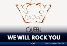 Queen vuelve al Planetario de Bogotá con una nueva proyección láser