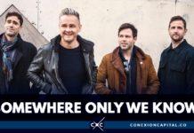 Keane anuncia concierto en Bogotá