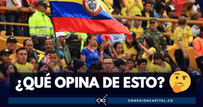 colombia selección américa