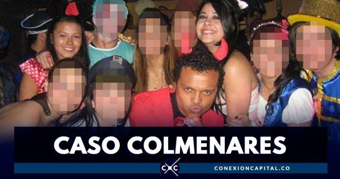 polémicas fotos de luis Andrés Colmenares