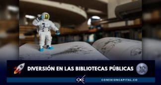 vacaciones bibliotecas públicas