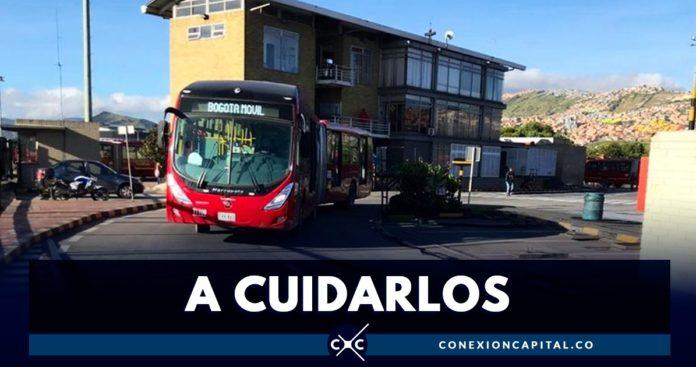 nuevos buses de transmilenio