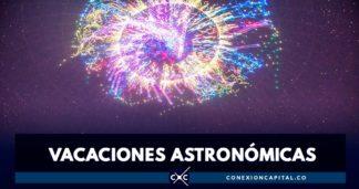 vacaciones planetario de Bogotá
