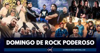 rock al parque domingo 2019