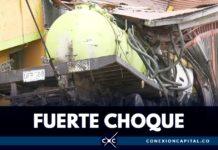 fuerte accidente en la localidad de san cristobal