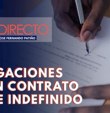 contrato prestación de servicio