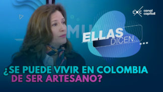 Las artesanías son el ADN creativo de nuestro país: Ana María Fríes