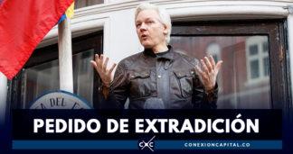 Reino Unido firmó pedido de extradición de Julian Assange a EE. UU.