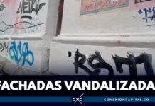 Inicia la limpieza de las fachadas en La Candelaria