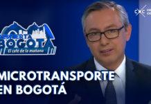 Radiografía del microtransporte en Bogotá