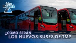 Se moderniza la nueva flota de TransMilenio
