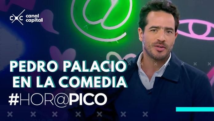 Pedro Palacio: comedia y actuación