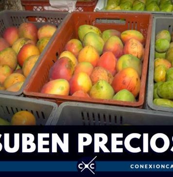 Suben precios de frutas y verduras por el cierre de la vía al Llano