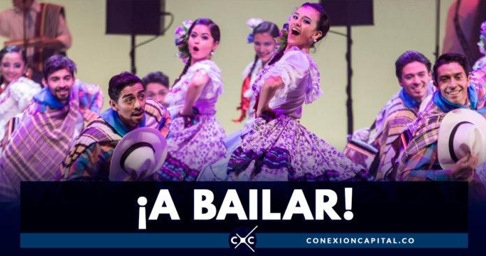 Prográmese con la séptima edición del Festival Bogotá Ciudad de Folclor