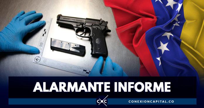 Venezuela, el país de Suramérica con más homicidios: ONU
