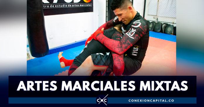 En Bogotá se realizará por primera vez un evento mundial de artes marciales mixtas