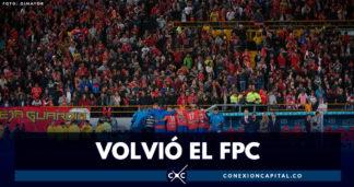 Así será la primera fecha del segundo semestre de la Liga del fútbol profesional colombiano