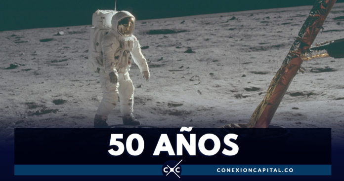 EN FOTOS: así fue la llegada del hombre a la luna