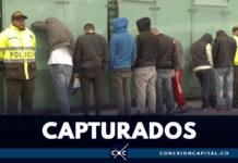 Desarticulan banda dedicada al hurto de viviendas en Cota, Cundinamarca