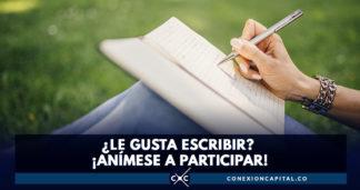 Hasta el 19 de julio hay plazo para participar en Bogotá en 100 palabras