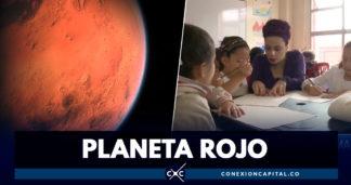 Colombia llevará su primer mensaje a Marte