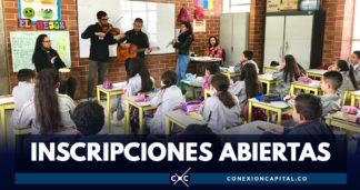 En Bogotá hay cinco nuevos Centros Filarmónicos