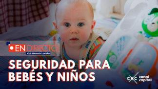 ¿Cómo crear un hogar seguro para niños y bebés?