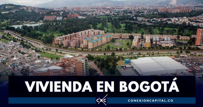 vivienda en Bogotá