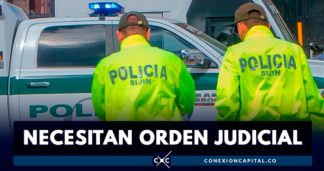 policías necesitan orde de juez para ingresar a casa