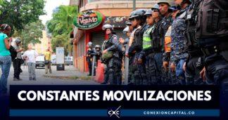 protestas en venezuela este año