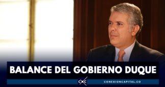 balance primer año de gobierno del presidente duque