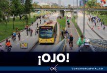no habrá ciclovía el 20 de julio