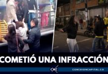 infracciones codigo de policia