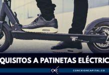 requisitos a patinetas electricas