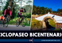 ciclopaseo en bicentenario