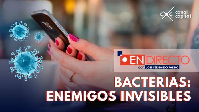 Las bacterias y su presencia en los objetos de uso diario