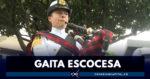 La gaita escocesa, protagonista en desfile militar