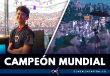 Adolescente de 16 años ganó el Campeonato Mundial de Fortnite