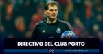 Iker Casillas se integra al personal directivo del club Porto