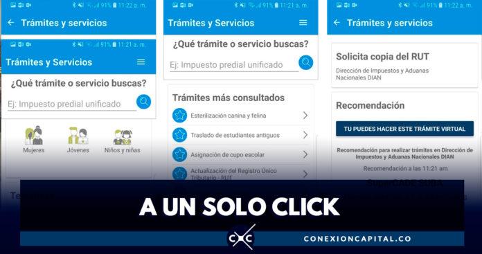 Alcaldía Peñalosa virtualizó el 15 % de los trámites en Bogotá