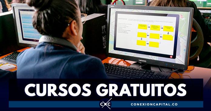 Inscripciones abiertas para cursos gratuitos de formación titulada en Bogotá