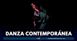 Danza contemporánea en el Teatro Mayor Julio Mario Santo Domingo
