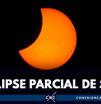 ¿Cómo observar el eclipse parcial de sol en Bogotá?