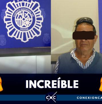 Capturan a colombiano que escondía droga en su peluquín