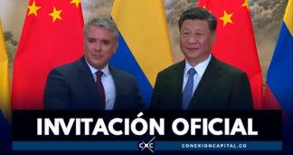 Presidente Duque invitó al presidente de la República Popular China a visitar Colombia
