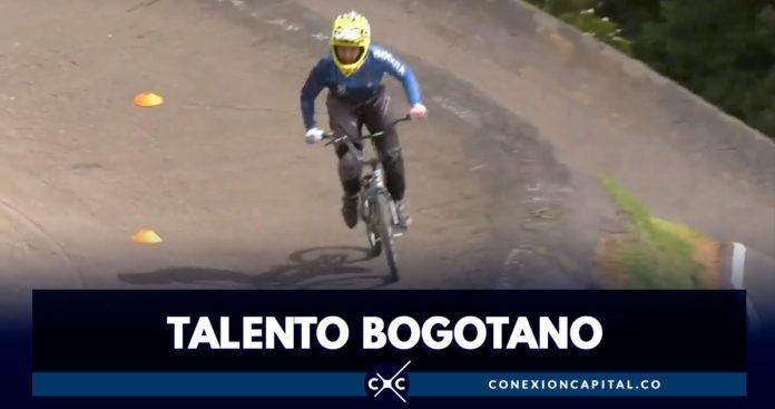 La bogotana Camila Casallas representará a Colombia en mundial de BMX