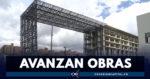 Continúan las obras de la nueva sede del comando de Policía