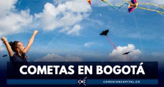 Top 5: mejores lugares para elevar cometas en Bogotá